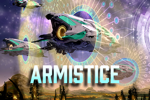 Armistice Book Cover
