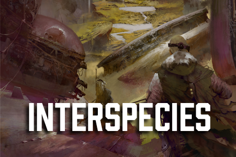 Interspecies Book Cover